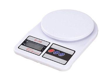 Flat 68% off on MoreBlue Multipurpose Portable Electronic Digital Weighing Scale Weight Machine (10 Kg - with Back Light) at Rs. 319